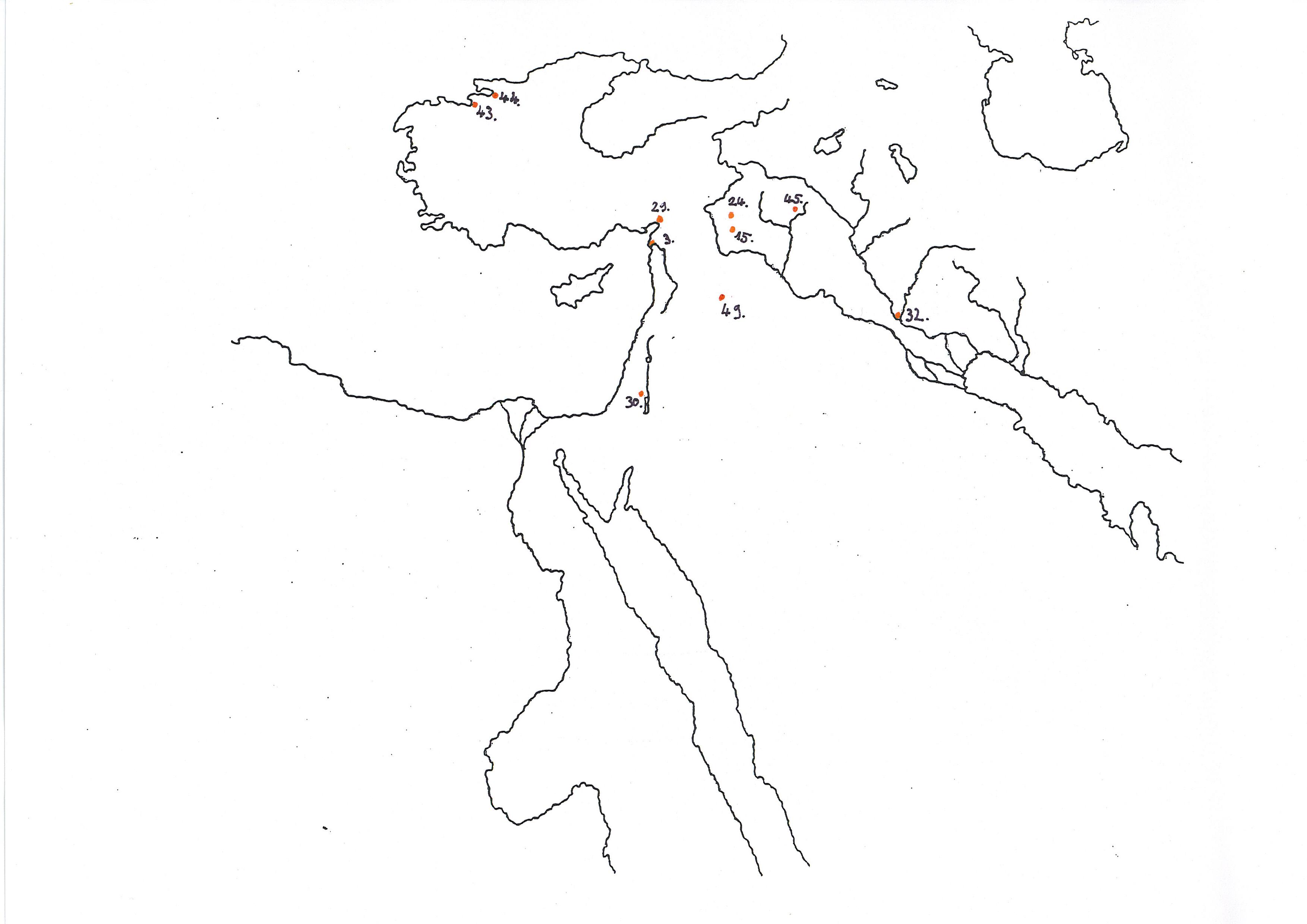 ókori róma térkép ókori róma térkép 3. ókori róma térkép